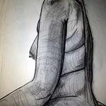 College sketch